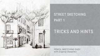 Street Sketching Part 1