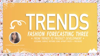 Fashion Trend Forecasting - Translating Trends to Product