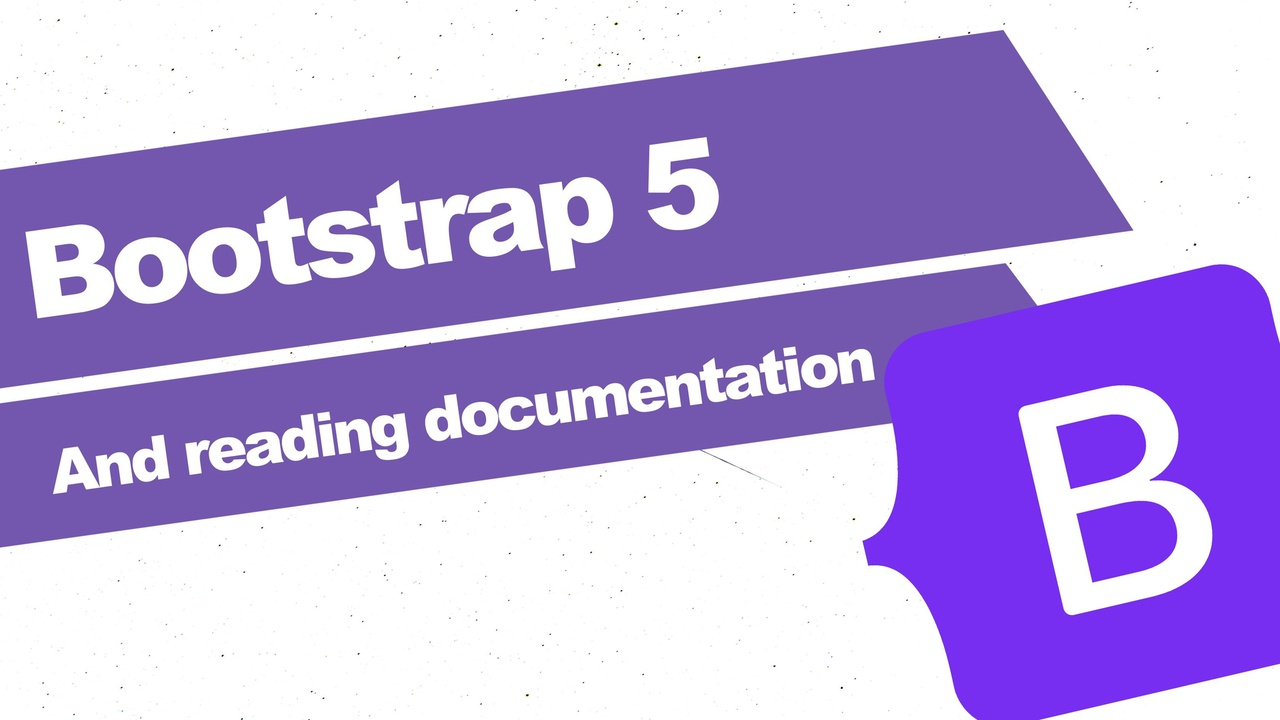 Bootstrap 5 for beginners