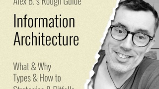 Rough Guide to Information Architecture