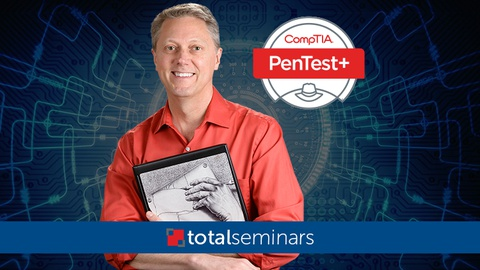 TOTAL: CompTIA PenTest+ (Ethical Hacking)