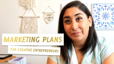 Developing a Marketing Plan for Creative Entrepreneurs