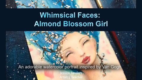 Whimsical Faces