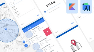 Geofencing + Places SDK for Android with Kotlin | Masterclass