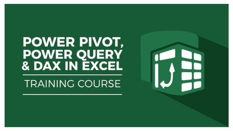 PowerPivot, Power Query & DAX in Excel