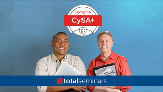 TOTAL: CompTIA CySA+ Cybersecurity Analyst (CS0-002)