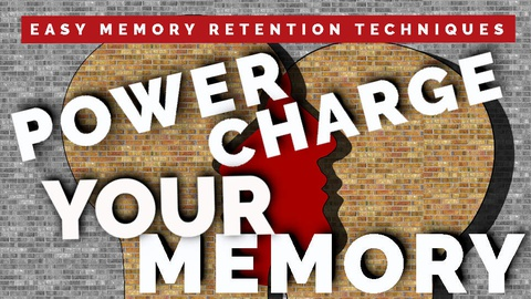 PowerCharge Your Memory