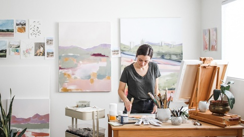 How To Find Your Own Style As An Artist