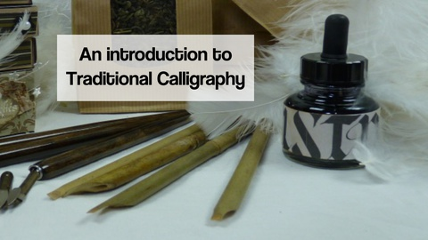 An introduction to traditional calligraphy
