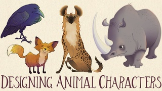 Character Design Crash Course: Designing Animal Characters