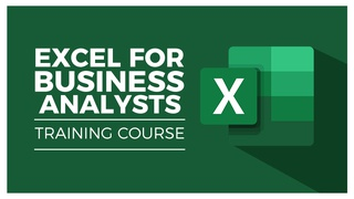 Excel for Business Analysts