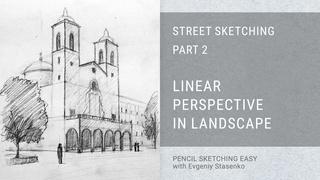 Street Sketching Part 2