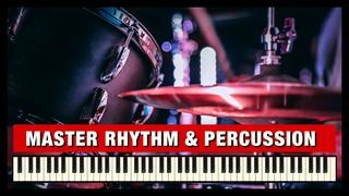 Music Composition - Master Rhythm & Percussion