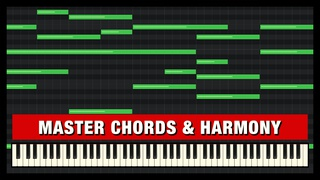 Music Composition - Master Chords & Harmony
