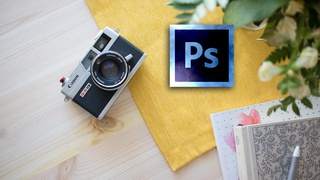 Photoshop for Beginners - First Step to Learn Image Editing