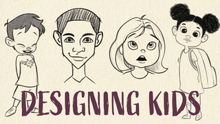 Character Design Crash Course: Designing Kids