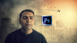 Become Expert in Photoshop - City on Attack Photo Manipulation