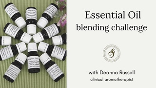 Creative Blending with Essential Oils