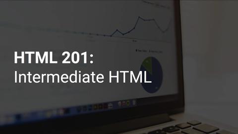 HTML 201
