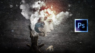 Abstract Concept Art - Photo Manipulation in Photoshop
