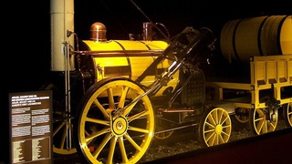The History of the Industrial Revolution in Great Britain 1707 – 1830