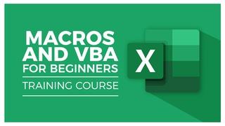 Macros and VBA for Beginners