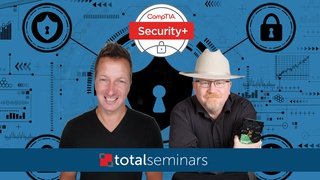 TOTAL: CompTIA Security+ Certification (SY0-601)