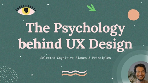 Principles & Biases in UX-Design With Real-World Examples