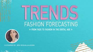 Trend Forecasting - From Fads to Fashion in the Digital Age