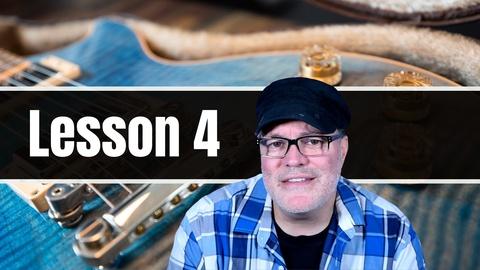 Beginner Guitar Lessons: Guitar Lesson 4