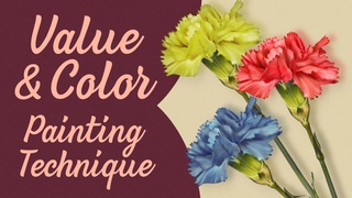 Value and Color Painting - Affinity Designer or Photo