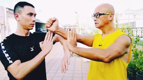 Wing Chun Chum Kiu (Cham Kiu) Second Form - Martial Arts