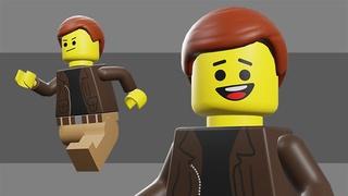 Blender 2.8 Game Character Creation