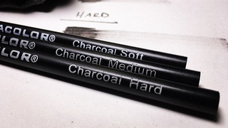 Charcoal Drawing Basics | For Beginners