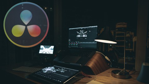 Video Editing in DaVinci Resolve 16/17 - Complete Course