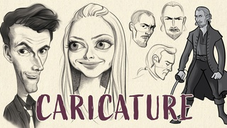 Develop Expressive Characters Through Caricature