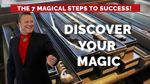 How to Discover Your Magic and Improve Your Life