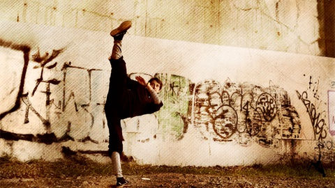 Tricking Basic Kicks For Beginners - Learn Kicks With Style