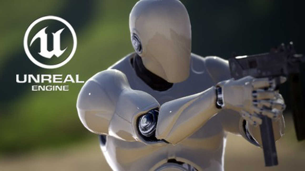 The Absolute Beginner's Guide To Learning Unreal Engine 4!