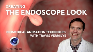 Creating the Endoscope Look in Cinema 4D