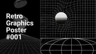 Retro Graphics Poster Design #001