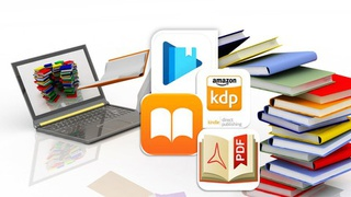 Publish Books in Amazon, Google Play, Apple Books as a Pro