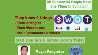 Do Your Personal SWOT analysis & Grow in Your Career