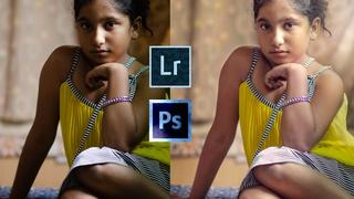 Learn Professional Portrait Retouching Photoshop & Lightroom