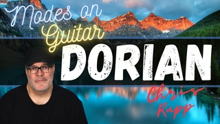 Modes on Guitar   The Dorian Scale