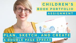Children's Book Portfolio Assignment