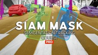 SiamMask PRO