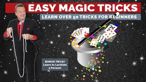 Easy Magic Tricks for Beginners!