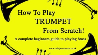 Learn to play the trumpet from scratch.