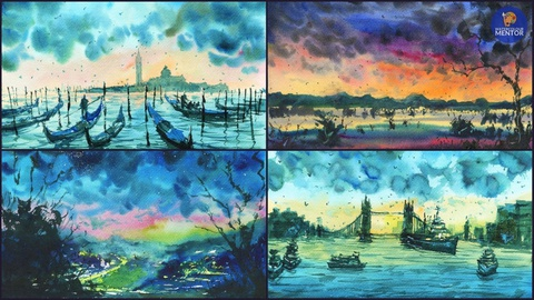 Essential Watercolor Painting